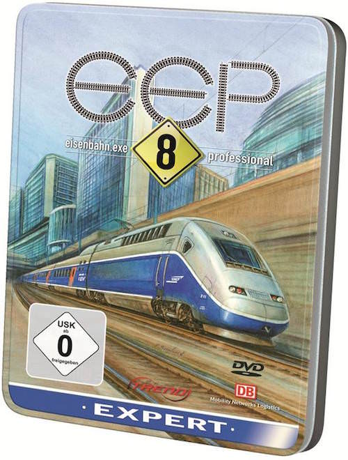 EEP 8 Cover